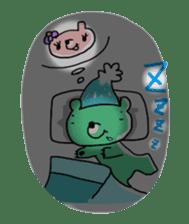 Kumawasakun sticker #334823