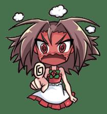 Lily & Marigold (Part Lili) sticker #335150