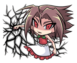 Lily & Marigold (Part Lili) sticker #335161