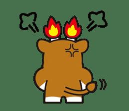 Merugyukun and Merumomochan sticker #335322