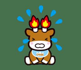 Merugyukun and Merumomochan sticker #335330