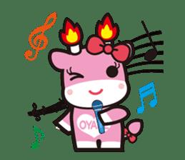 Merugyukun and Merumomochan sticker #335335