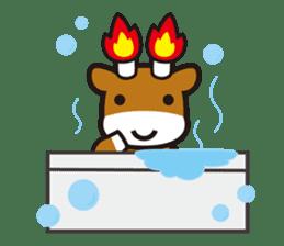 Merugyukun and Merumomochan sticker #335338