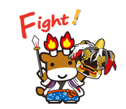 Merugyukun and Merumomochan sticker #335342