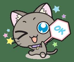 Hoshi & Luna Diary sticker #335991