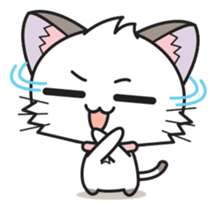Hoshi & Luna Diary sticker #335992
