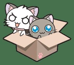 Hoshi & Luna Diary sticker #335997