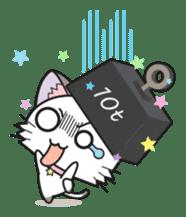 Hoshi & Luna Diary sticker #336001