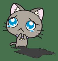Hoshi & Luna Diary sticker #336004