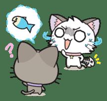 Hoshi & Luna Diary sticker #336005