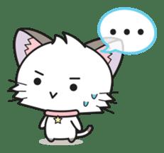 Hoshi & Luna Diary sticker #336010
