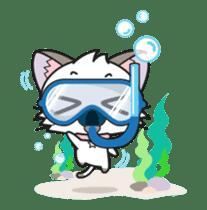 Hoshi & Luna Diary sticker #336015