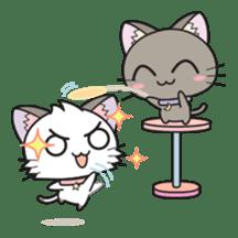 Hoshi & Luna Diary sticker #336017