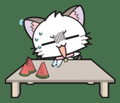 Hoshi & Luna Diary sticker #336019
