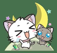 Hoshi & Luna Diary sticker #336022