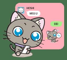 Hoshi & Luna Diary sticker #336023