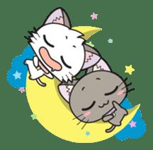 Hoshi & Luna Diary sticker #336024