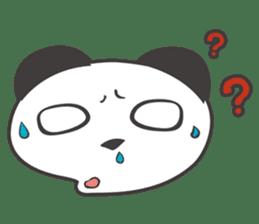 Hero Panda and Princess Pig sticker #336139