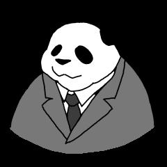 salaried worker panda
