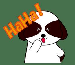 Shih Tzu dog Seachan sticker #336307