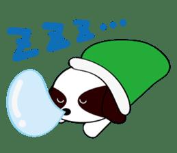 Shih Tzu dog Seachan sticker #336322
