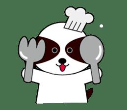 Shih Tzu dog Seachan sticker #336326