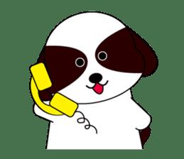 Shih Tzu dog Seachan sticker #336332