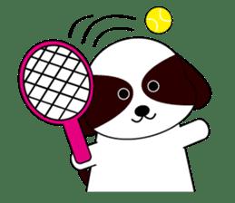 Shih Tzu dog Seachan sticker #336335