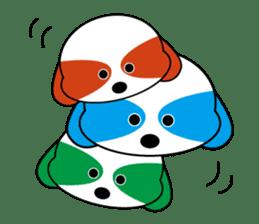 Shih Tzu dog Seachan sticker #336339