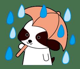 Shih Tzu dog Seachan sticker #336340