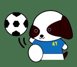 Shih Tzu dog Seachan sticker #336341