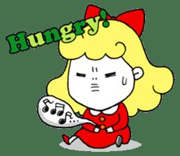 Ribbon-chan sticker #336373