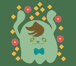 OBAKEGUMA sticker #337220