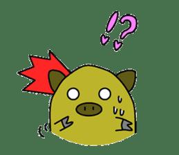 tonguri sticker #338026