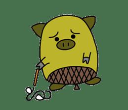 tonguri sticker #338035