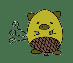 tonguri sticker #338039