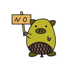 tonguri sticker #338050