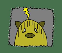 tonguri sticker #338051