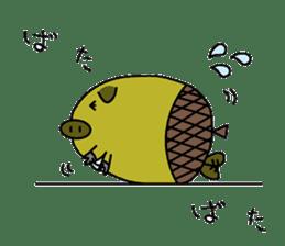tonguri sticker #338064