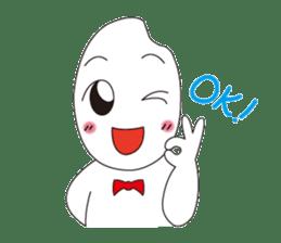 Okomechan sticker #338319