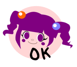 sumomo smile sticker #338824