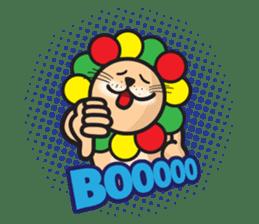 Ragga Lion sticker #339073