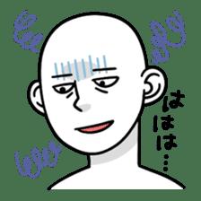 Subtle expression sticker #341267