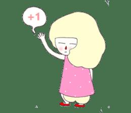 Dora's Life. sticker #342668