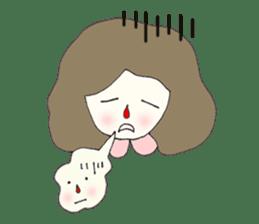 Dora's Life. sticker #342679