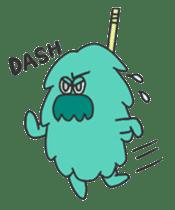 Mossan of mop sticker #344267