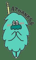 Mossan of mop sticker #344268