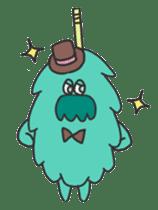 Mossan of mop sticker #344270