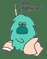 Mossan of mop sticker #344275