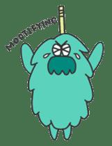 Mossan of mop sticker #344287
